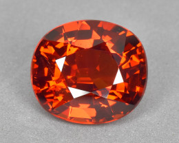 6.21 Cts Elegant Superb Natural African Spessartite Garnet