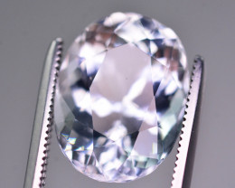 Superb Color 5.85 Ct Natural Aquamarine AQ1