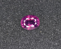 GIA Certified Natural Ruby 1.42 Cts Collector's Grade from Kashmir, Pakista
