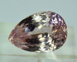 NR - 64.15 Carats Peach Pink Color Kunzite Gemstone