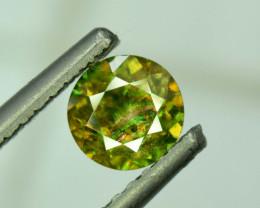 NR - 1.05 Carats AAA Grade Color Full Fire Sphene Titanite Gemstone