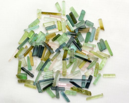 77 Cts Top Quality Tourmaline Crystals