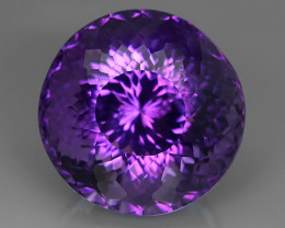 Certified ~19.92 CTS EXQUISITE NATURAL TOP QUALITY VIOLET AMETHYST~$480.00