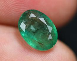 2.19cts Natural Green Emerald / TJ50
