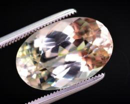 6.75 ct Natural Morganite Gemstone