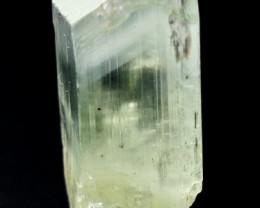89.05 CT Natural - Unheated Green Hiddenite Kunzite Crystal