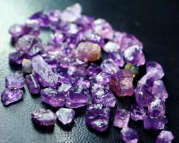 105 CT Unheated ~ Natural Purple Color Scapolite Rough lot