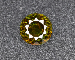 Natural Chrome Sphene 1.71 Cts from Skardu, Pakistan