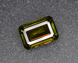 Natural Chrome Sphene 6.22 Cts from Skardu, Pakistan