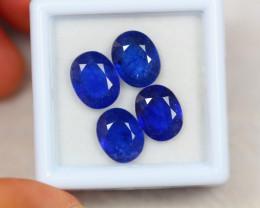 9.16Ct Blue Sapphire Composite Oval Cut Lot B15/18