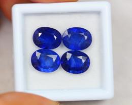 10.47Ct Blue Sapphire Composite Oval Cut Lot B15/23