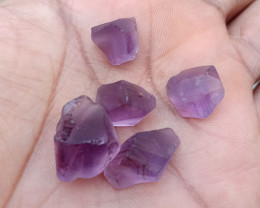 AMETHYST ROUGH GEMSTONE Natural+Untreated VA3731