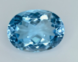 22.14 Crt Topaz Faceted Gemstone (R32)