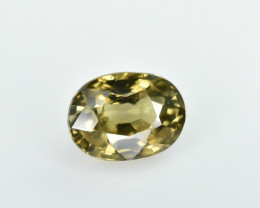 1.23 Crt Chrysoberyl Faceted Gemstone (R32)