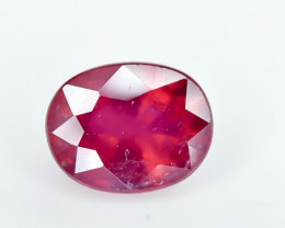 2.69 Crt Composite Ruby Faceted Gemstone (R32)