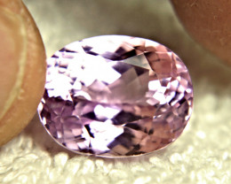 13.29 Carat VVS Himalayan Purple/Pink Kunzite - Gorgeous