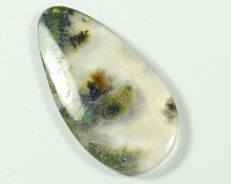17.5Ct Beautiful Natural Moss Agate Pendant