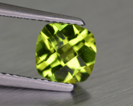 1.35 Cts Brilliant Natural Peridot,Burma