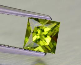 1.35 Cts Brilliant Natural Peridot Gemstone
