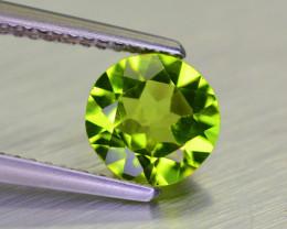 1.30 Cts Brilliant Natural Peridot Gemstone