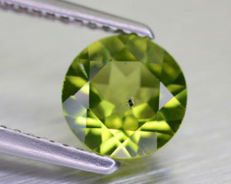 1.30 Cts Brilliant Natural Peridot,Burma