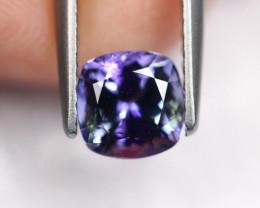 1.16cts Natural Violet Blue D Block Tanzanite / 1904