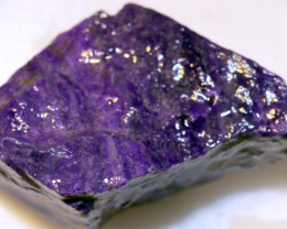 45.55 CTS  SUGILITE ROUGH AFRICA   RG-3375