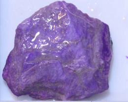 39.25 CTS  SUGILITE ROUGH AFRICA   RG-3389