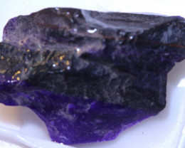 45.35 CTS  SUGILITE ROUGH AFRICA   RG-3394
