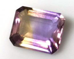 Distinct Color Split  6.15ct Quality Ametrine - G461