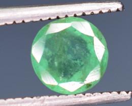 0.50 Carats Natural Emerald Gemstone