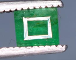 0.15 Carats Natural Emerald Gemstone