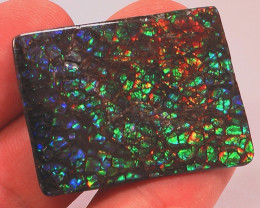 'DOUBLE SIDED' Imperial & Large Natural Ammolite Gem Collector