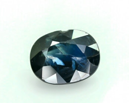1.15 Crt Natural Sapphire Faceted Gemstone.( AG 20)