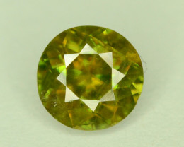 Amazing Color 1.15 ct Chrome Sphene from Himalayan Range