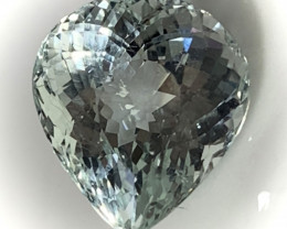 7.80ct Superior High Lustre  Aquamarine - Ice Mint Superb Jewel