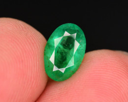 Top Quality 1.50 Ct Natural Zambian Emerald