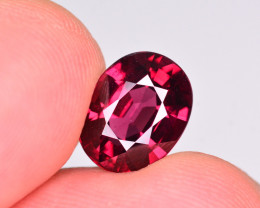 Brilliant Color 4.05 Ct Natural Mahenge Garnet