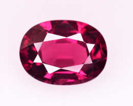 Rarest 4.30 Ct Natural Grape Garnet From Mozambique
