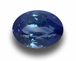 Natural Unheated Blue Sapphire|Loose Gemstone| Sri Lanka - New