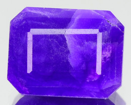 Natural Purple Color Sugilite Octagon Africa 0.68 Cts