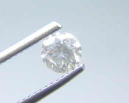 0.48cts H/I1 Diamond , 100% Natural Untreated