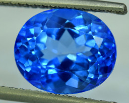 NR - 9.35 cts Electric Blue Topaz Gemstone