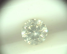 0.41cts  J / SI Diamond  , 100% Natural Untreated