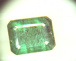 3.79cts  Emerald , 100% Natural Gemstone