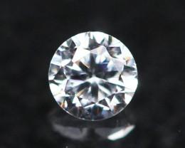 2.60mm D/E/F VVS Clarity Natural Brilliant Round Diamond