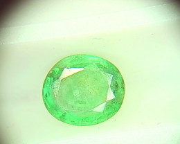 1.02cts Colombian   Emerald , 100% Natural Gemstone