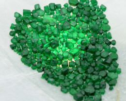 88.50 carats swat Emerald Rough For Faceting