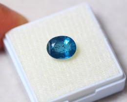 2.20ct Greenish Blue Kyanite Oval Cut Lot GW3420
