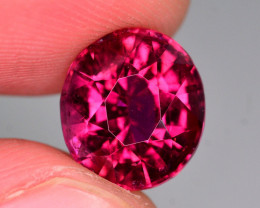 Brilliant Color 5.90 Ct Natural Purplish Pink Tourmaline